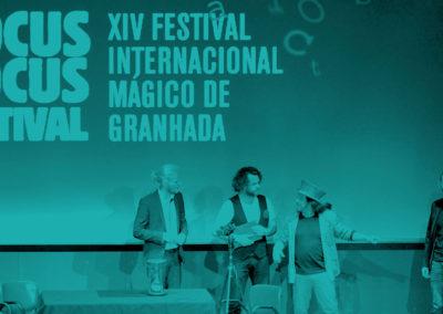Hocus Pocus Festival Mágico de Granhada